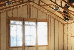 Spray Foam Insulation: Go Green with Energy Efficiency & Cost Savings