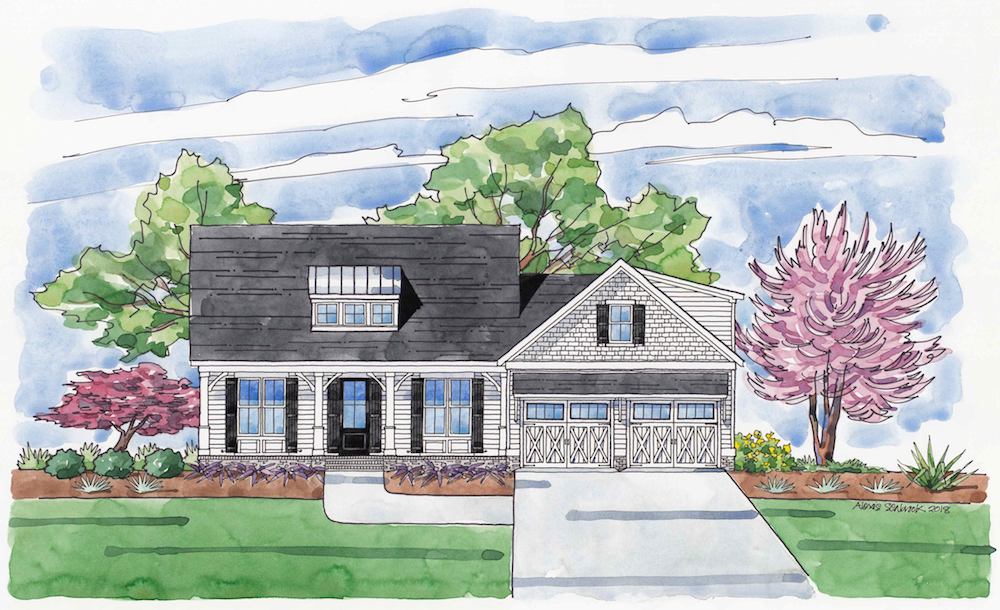 New homes builders wilmington nc