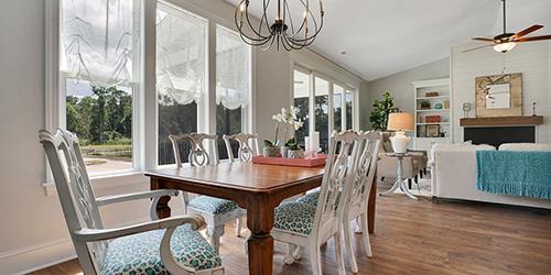Top Home Builders NC Modern Farmhouse Design