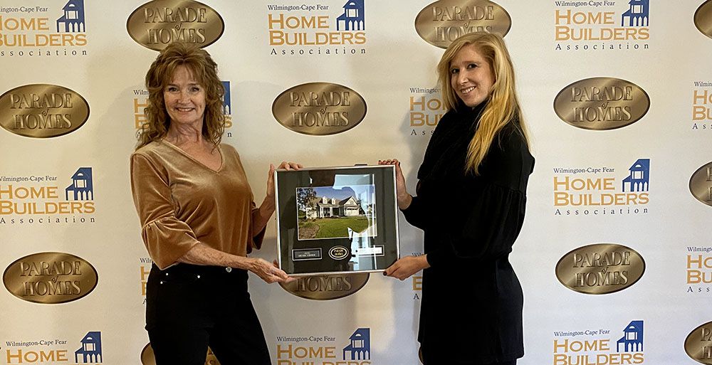 Parade of Homes Winners